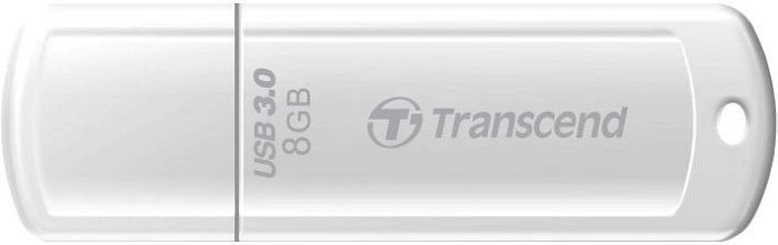 Накопитель Flash Drive Transcend 8GB JetFlash 730 (white) USB 3.0 [TS8GJF730]